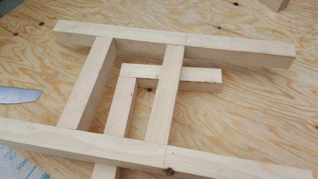 DIY 椅子の作り方