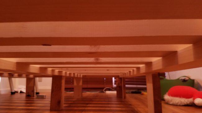 DIYベッドの作り方