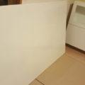 IKEA ホワイトボードVEMUND DIYで取り付けてみた