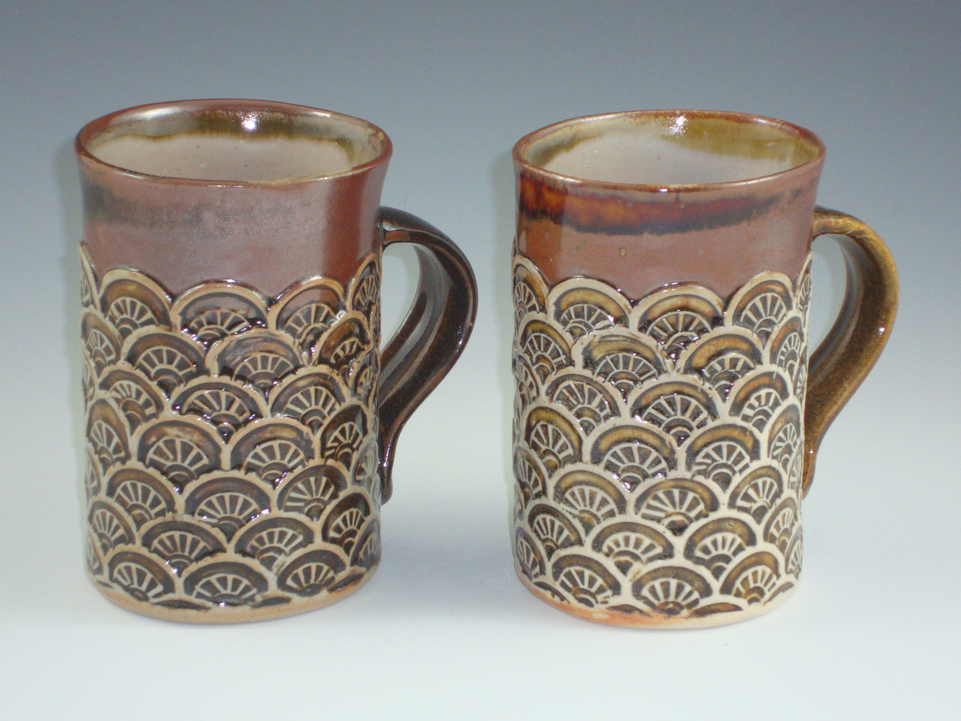 Joan Miller Pair of Mugs » Reno Open Studios