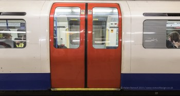 London Underground - ISO2000, F5.6, 1/30sec - 16mm lens length