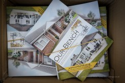 4 / 366 - New Brochures for holiday cottages with the photos and artwork designed by me!