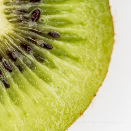 A close look at some kiwi
