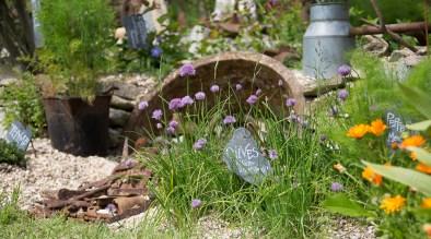 Hidden Herb Garden - ISO400, F5, 1/640sec