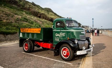 Vintage Truck ISO400, F4.5, 1/1250Sec