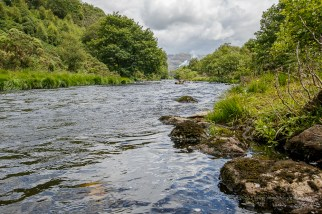 A river in Wales