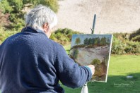 A new Forest artist at work