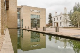 A visit to Canon HQ