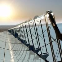 Unión Europea: placas solares en el desierto del Sáhara