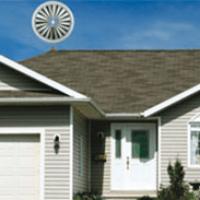 Turbina eólica para el hogar que aprovecha las brisas