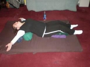 Restorative Yoga Asana
