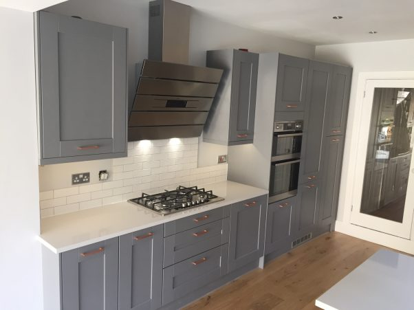 Kitchen Fit Bristol Builders In Bristol Building
