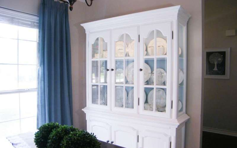 China Cabinet Transformation: How God Uses Your Brokenness