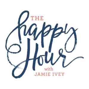 Jamie Ivey - Best Christian Podcasts for Women #happyhour #jamieivey #bestchristianpodcasts #toppodcasts #renovatedfaith www.renovatedfaith.com