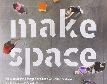 Book Review: Make Space