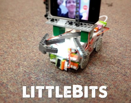 Build of the Week: littleBits Facetime Car