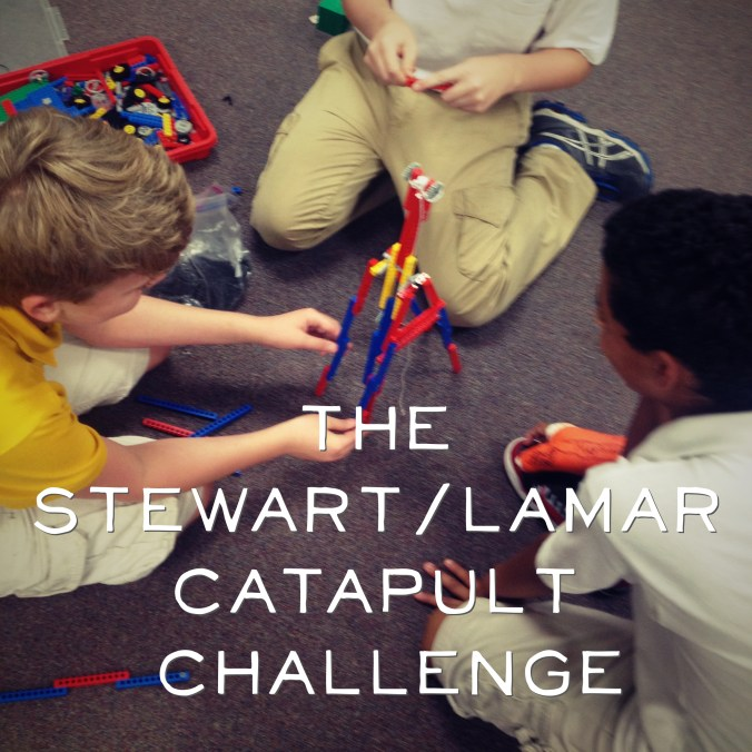 The Stewart Lamar Catapult Challenge