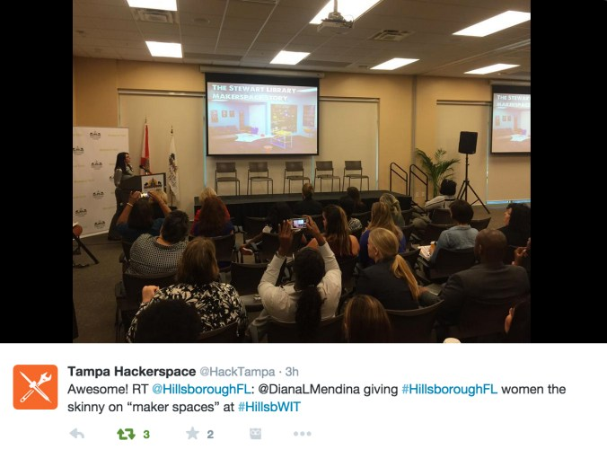 hackerspace tweet large