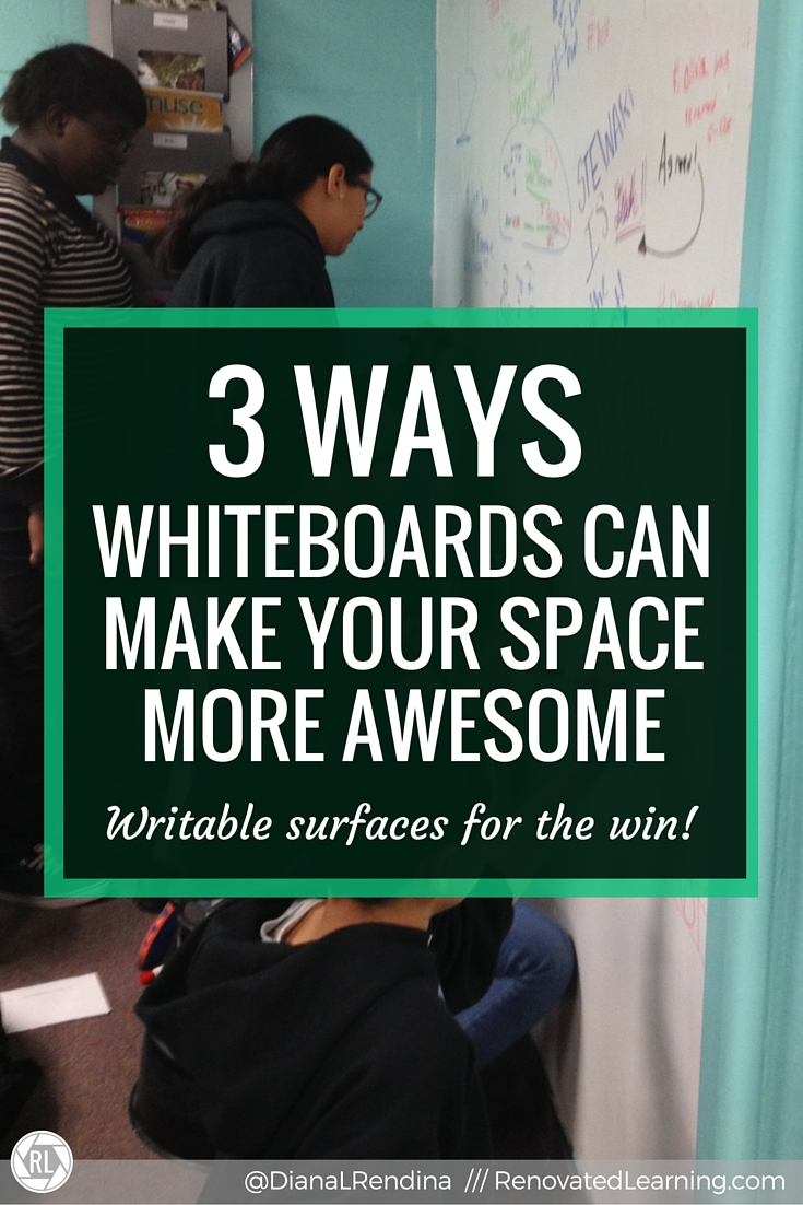 3 Ways Whiteboards Can Make Your Space More Awesome | Whiteboards And  Writable Surfaces Are Far