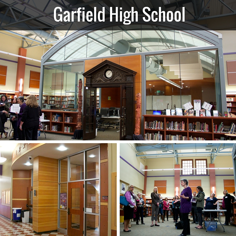 Garfield High School | @DianaLRendina RenovatedLearning