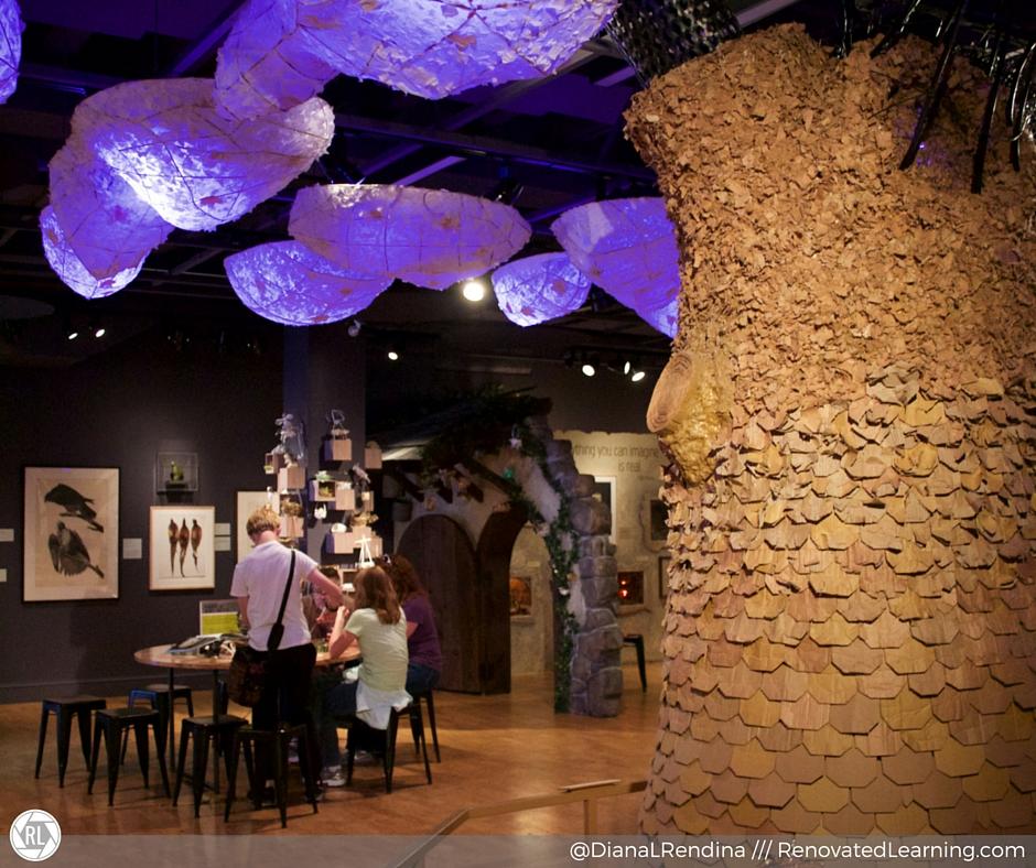 Columbus Musuem of Art - JP Morgan Chase Center for Creativity