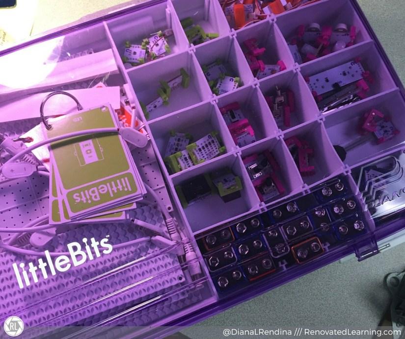littleBits Tackle Box