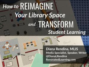 How to Reimagine Your Library Space