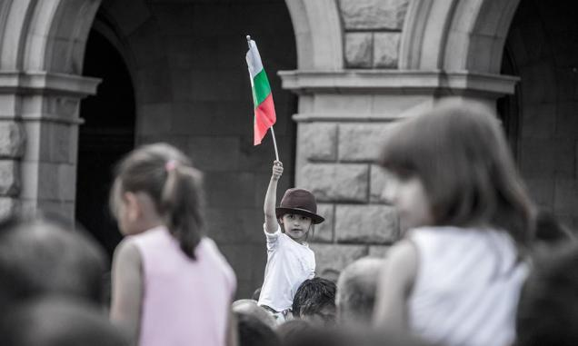 #ДАНСwithme Bulgarian children fighting for their country
