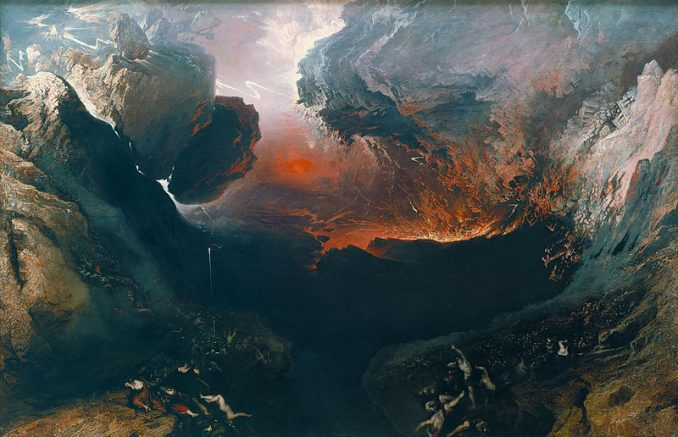 John_Martin – The Great Day of His Wrath