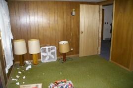 My grandma and grandpa's old bedroom.