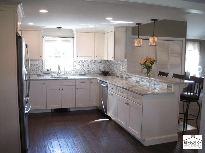 Transitional Kitchen Renovation And Design