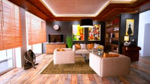 Pour créer le coup de coeur, propose une pièce à vivre la plus grande possible.