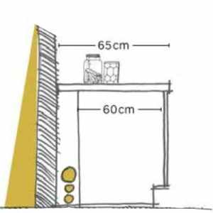 Les caissons de cuisine Leroy Merlin sont équipés d'un vide-sanitaire