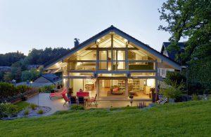 Hausbau für Fortschrittliche