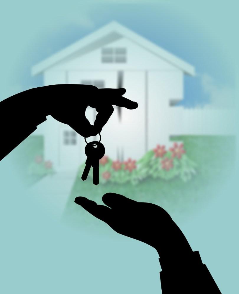 Immobilien-Verkauf