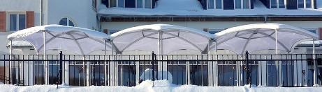 Wintergärten / Terrassenüberdachungen ? Renovieren & Wohnen Terrasse Im Garten Herausvorderungen