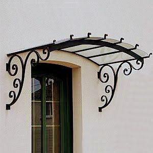 model kanopi jendela