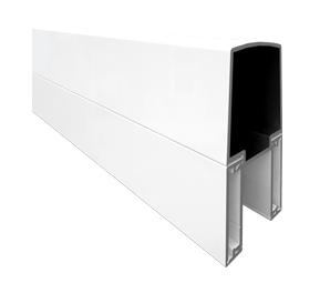 Renaissance Rail aluminum railings 1500 handrail profile