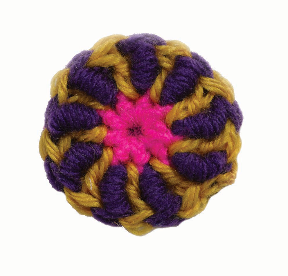 working Crochet in the Round