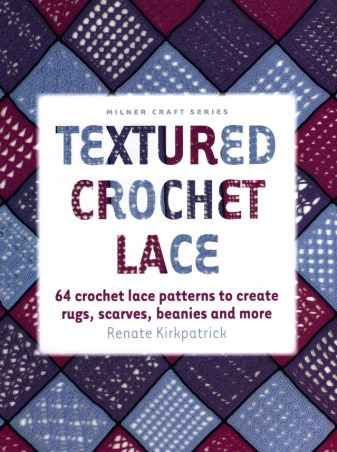 Textured Crochet Lace