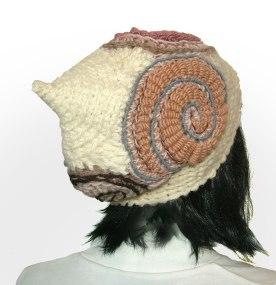 Handspun beanie hat2