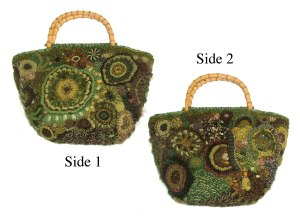 Large Freeform Tote