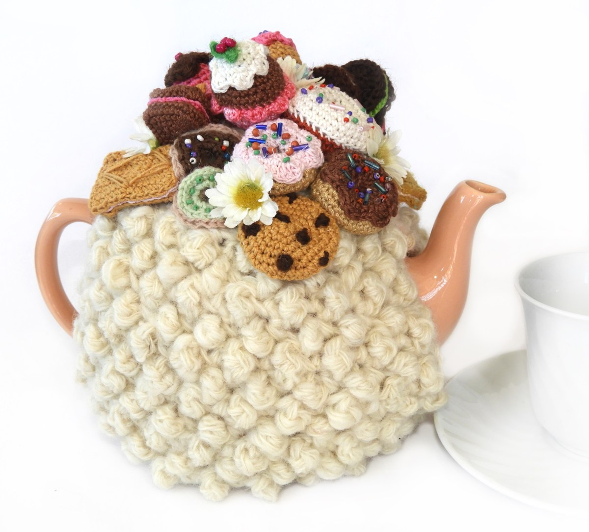 Tea Cosy to Wow your Guests No 3