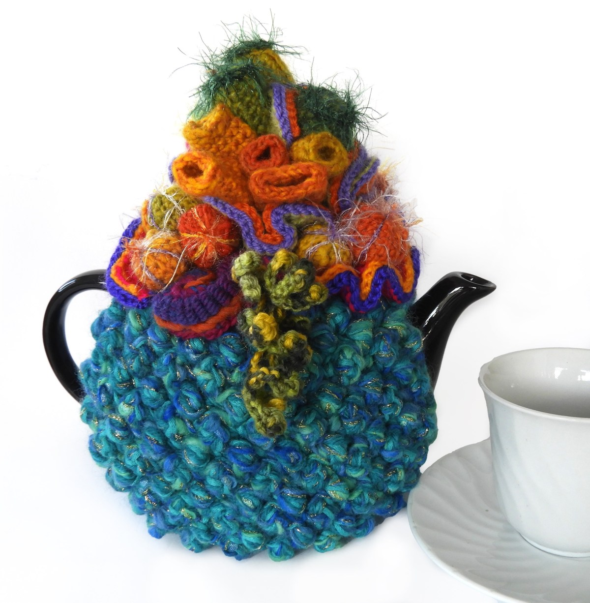 Tea Cosy to Wow your Guests No 4.