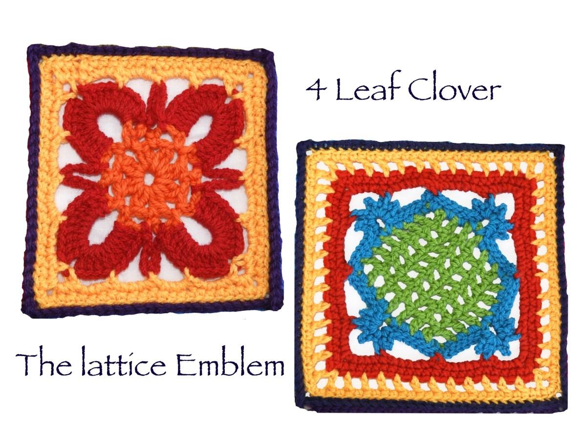 Scrap Yarn Crochet to help the lockdown hours