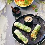 Vietnamese Summer Rolls   Rens Kroes
