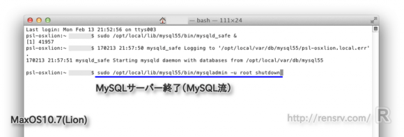 mysql-initialize-macport_st23