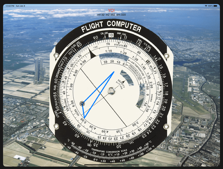 The new version of the E6B Flight Computer Teacher is coming for iOS