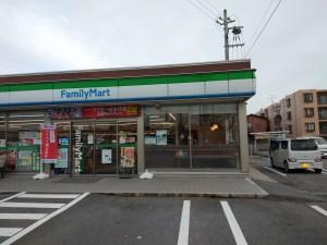 ファミリーマート富山千代田町店