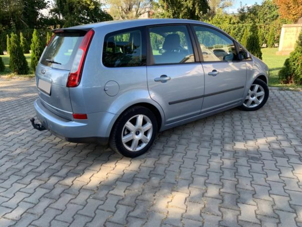 Ford Focus C-Max 1.6 Tdci - Rent a Car Cluj ieftin - Alinis